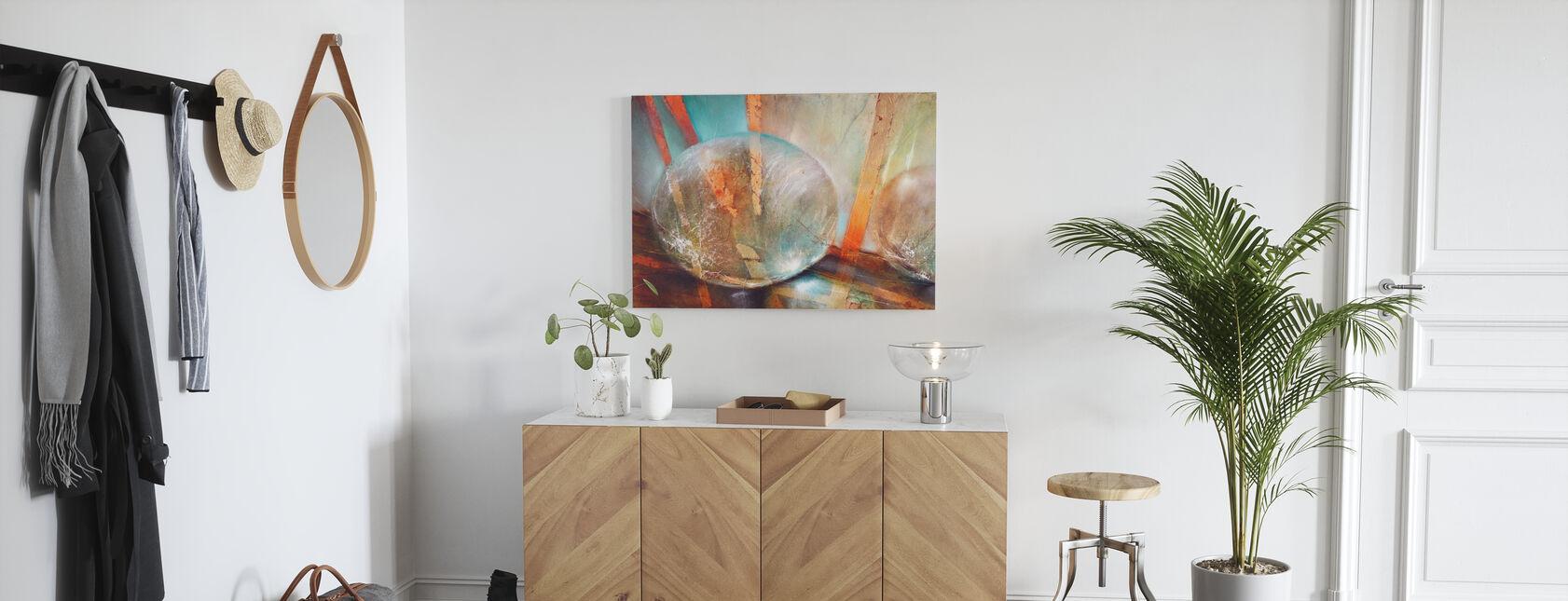 Lichte Catcher - Canvas print - Gang