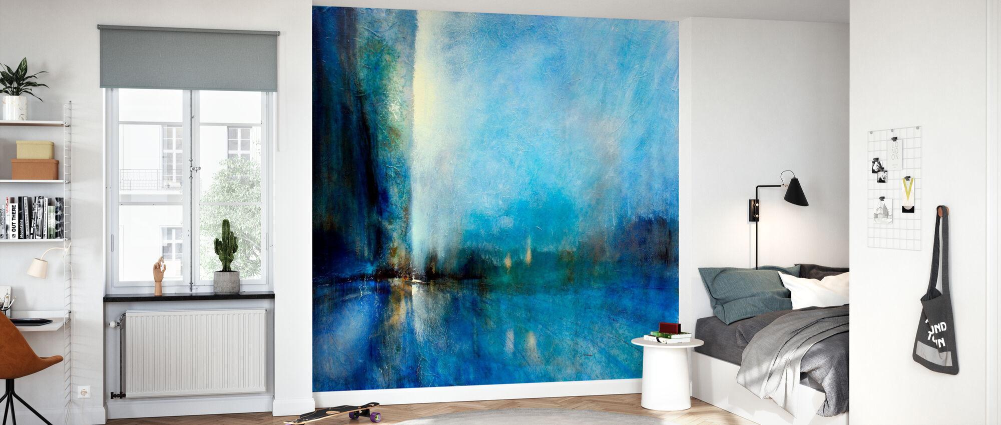 Horizons - Wallpaper - Kids Room