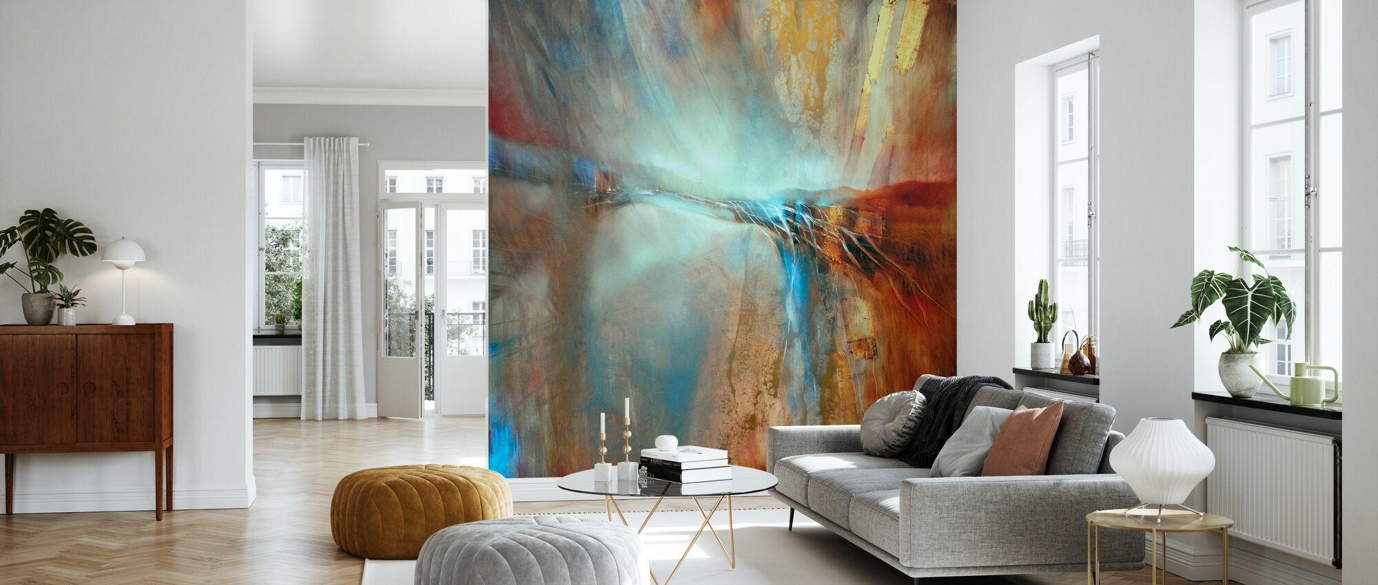 Horizons III - Wallpaper - Living Room