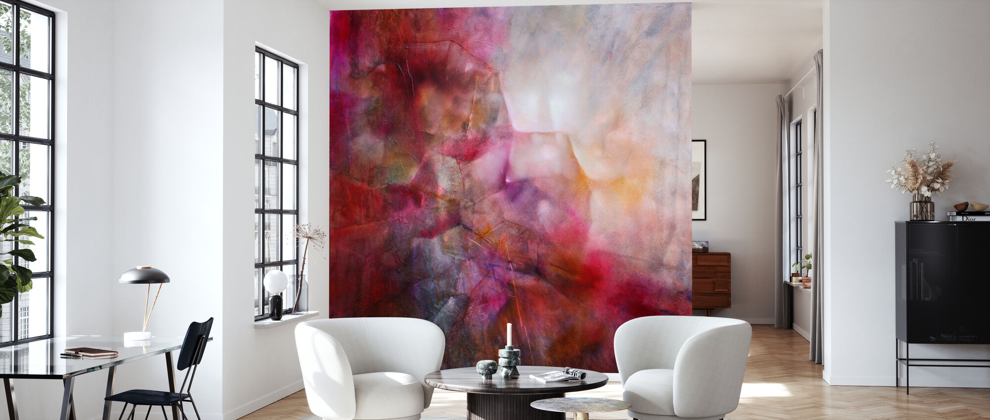 Inside Out - Wallpaper - Living Room