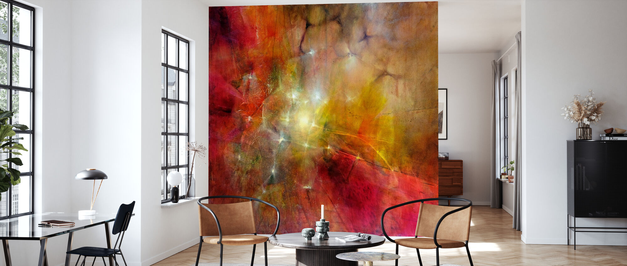 Colorado - Wallpaper - Living Room