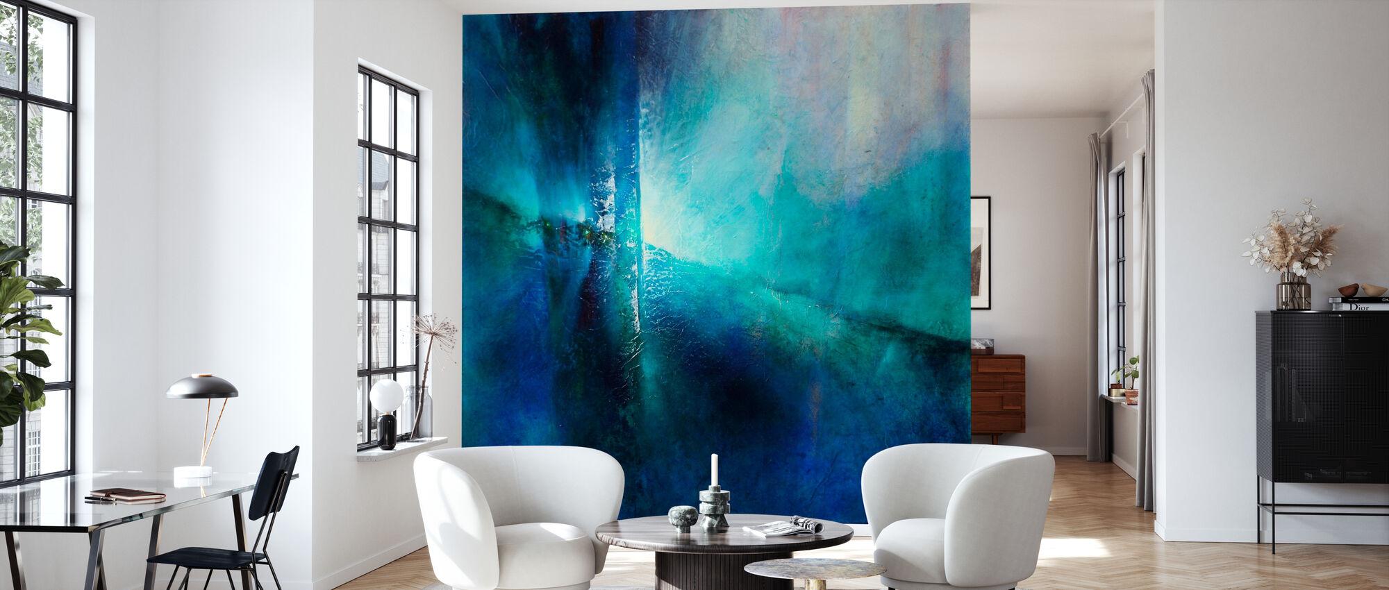 Horizons IV - Wallpaper - Living Room