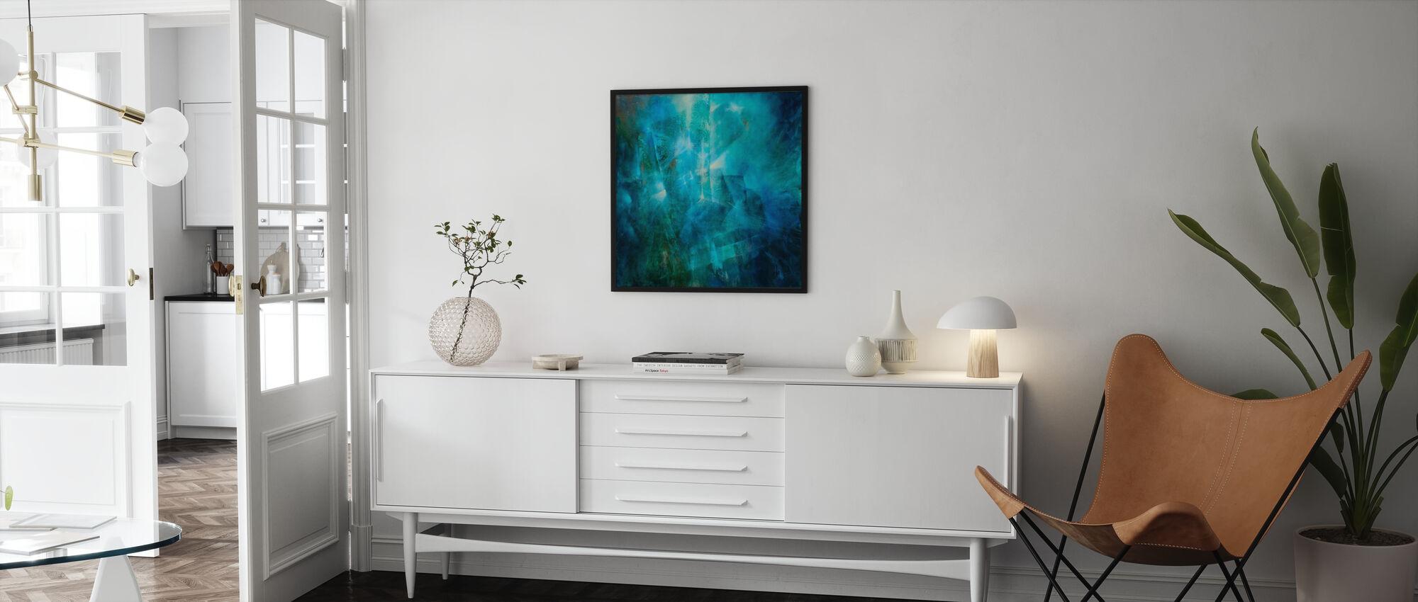 Emerald II - Poster - Living Room