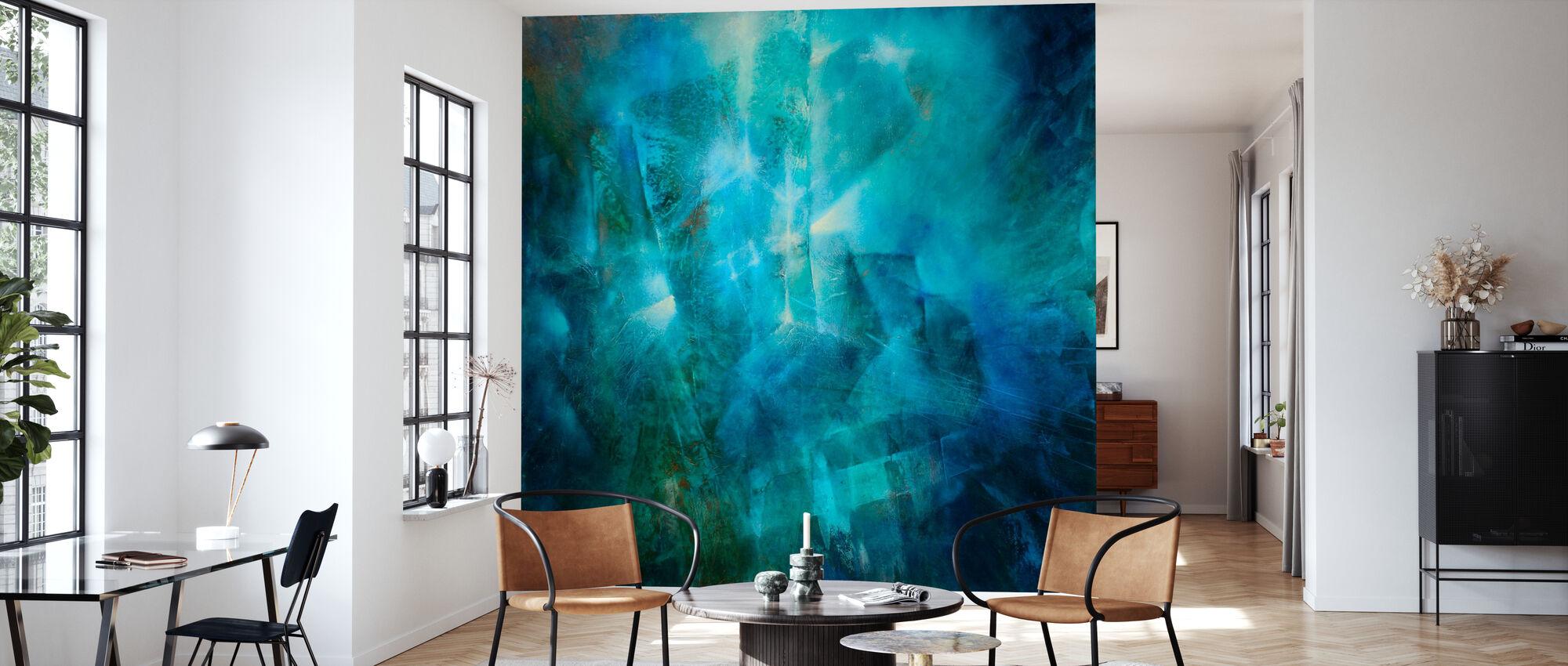 Emerald II - Wallpaper - Living Room