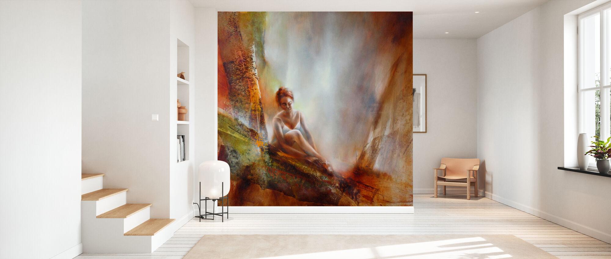 Before the Dance - Wallpaper - Hallway