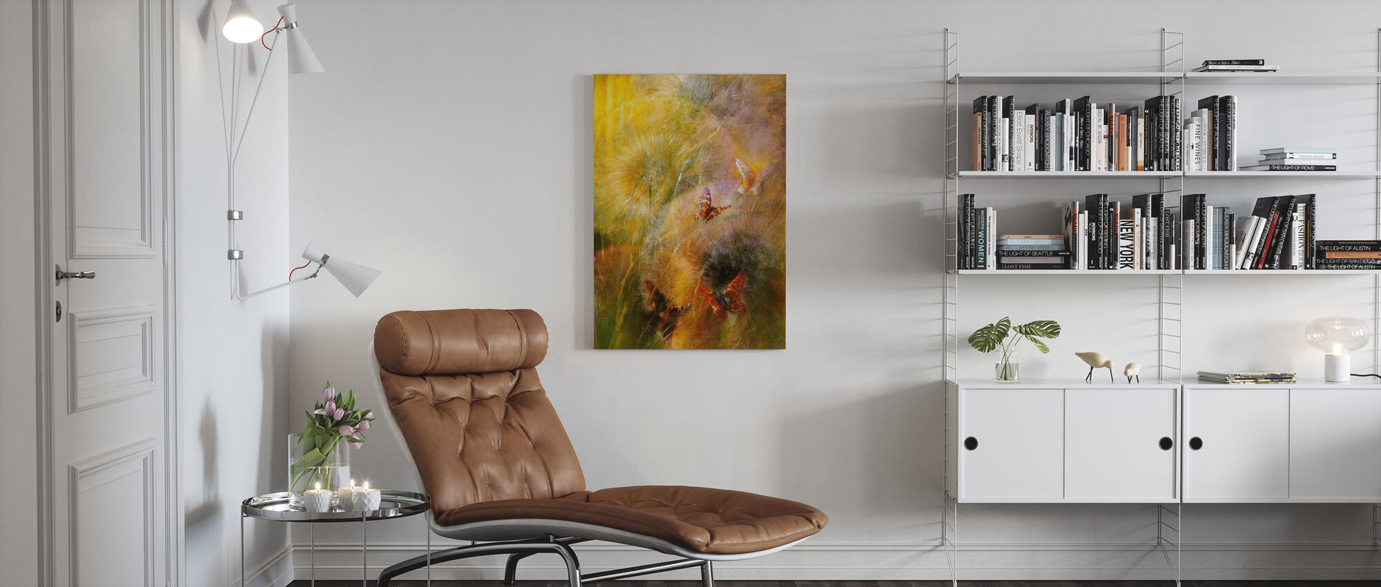 Enchants - Canvas print - Living Room