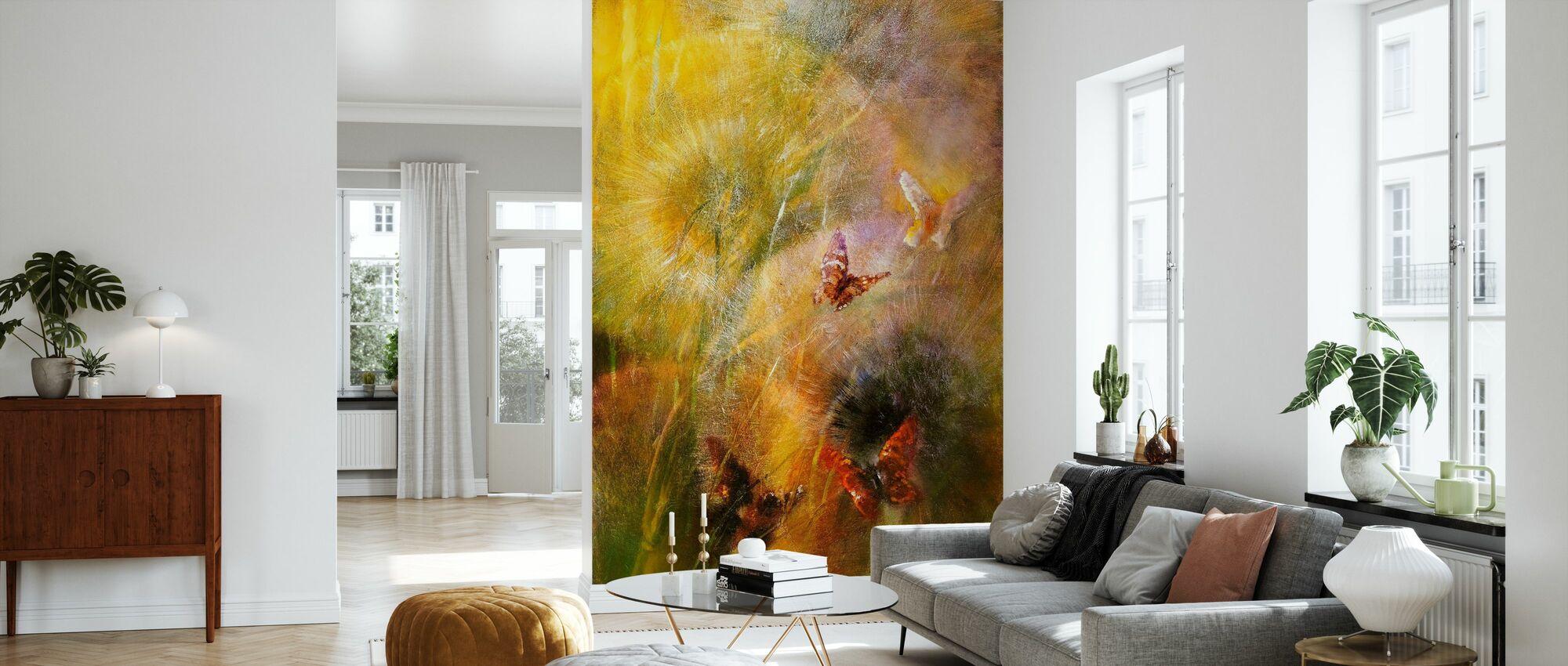 Enchants - Wallpaper - Living Room