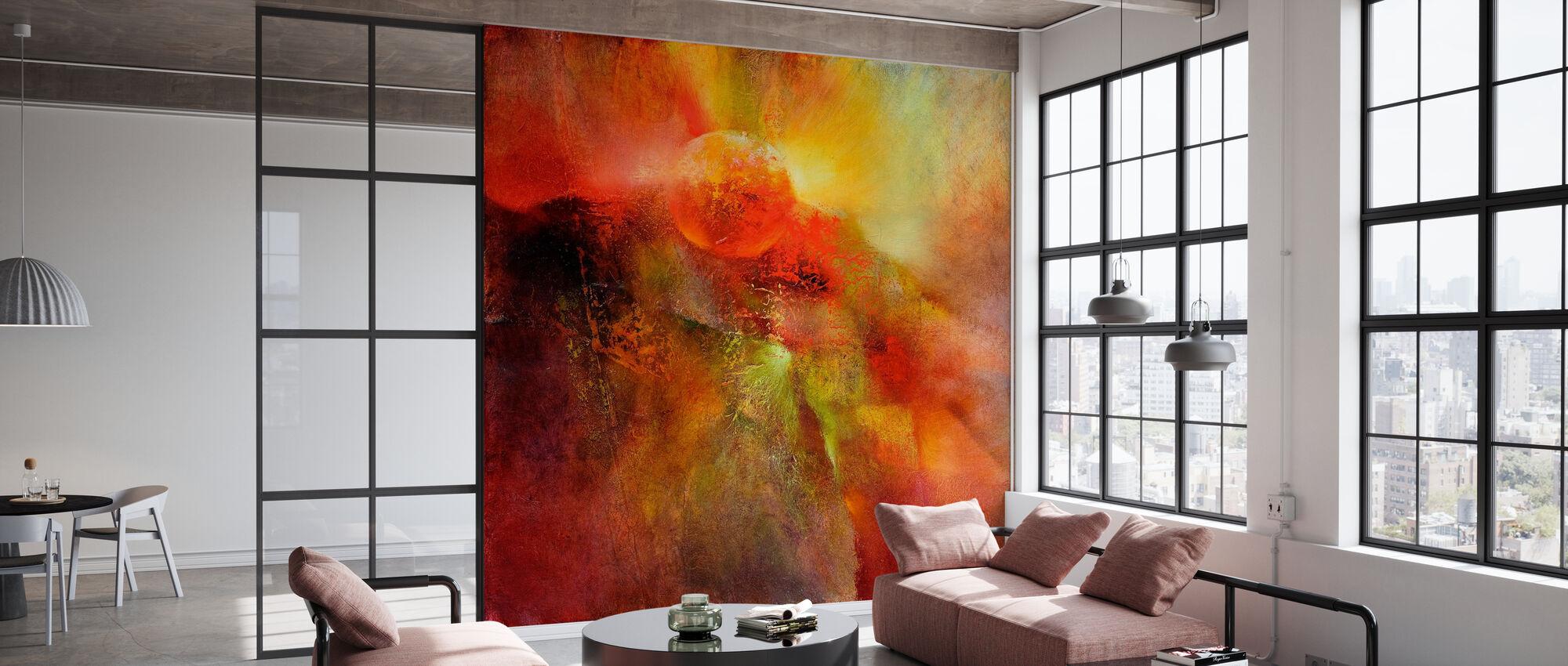 Floating - Wallpaper - Office