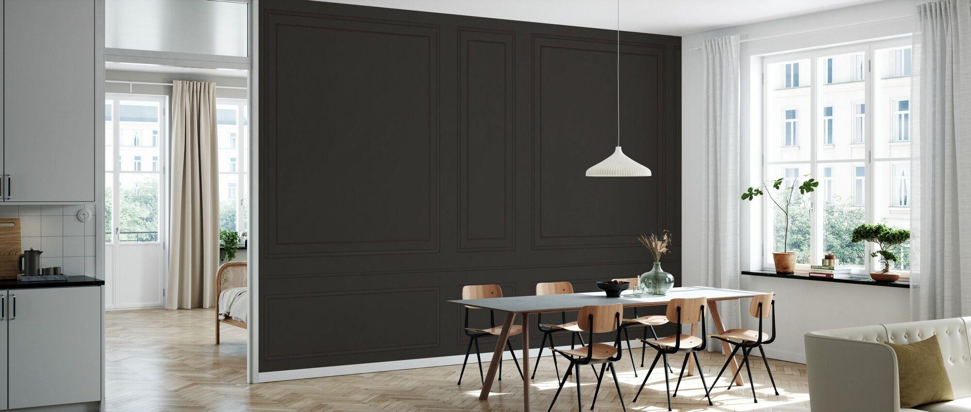 Voguish Wall Panel - Brown - Wallpaper - Kitchen