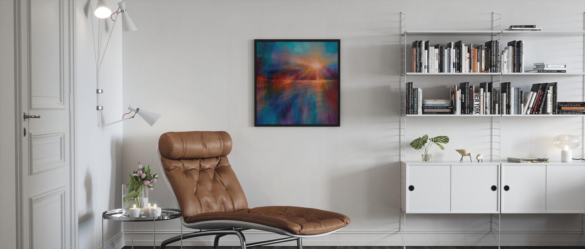Another Morning - Framed print - Living Room