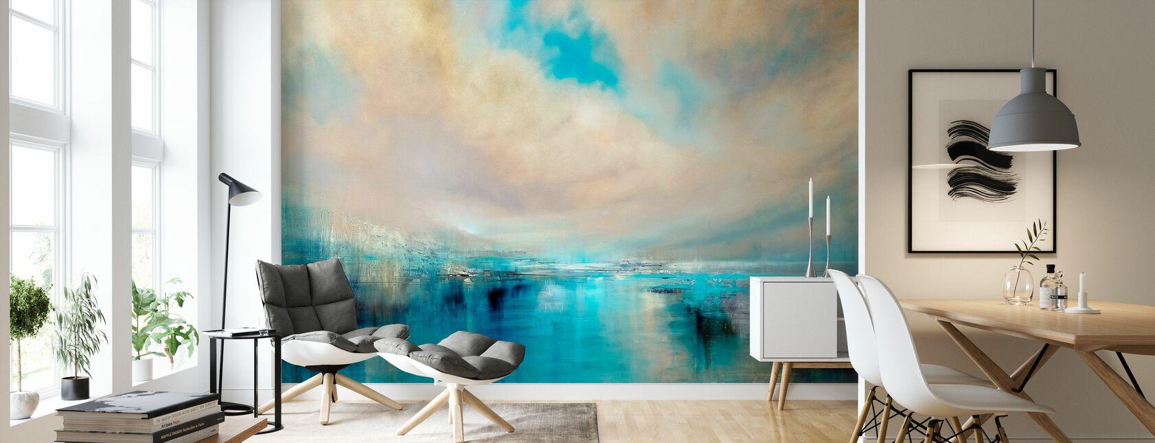 Arrived - Wallpaper - Living Room
