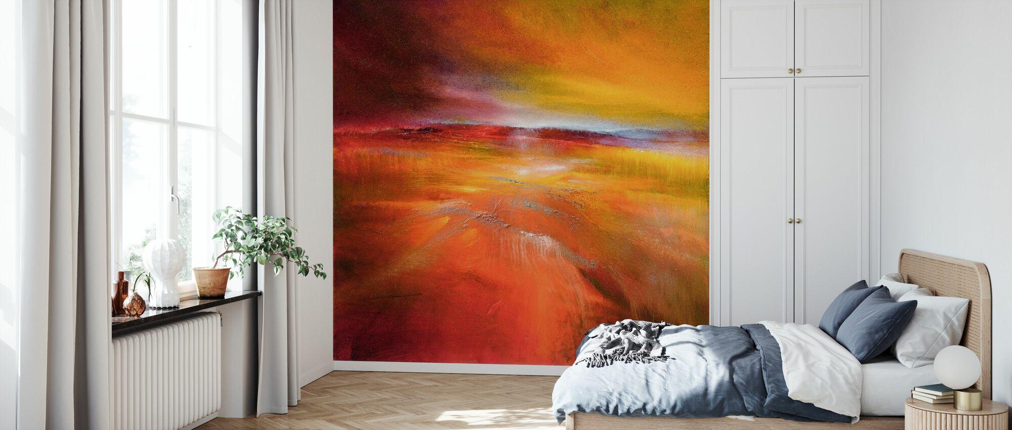 Harvest - Wallpaper - Bedroom