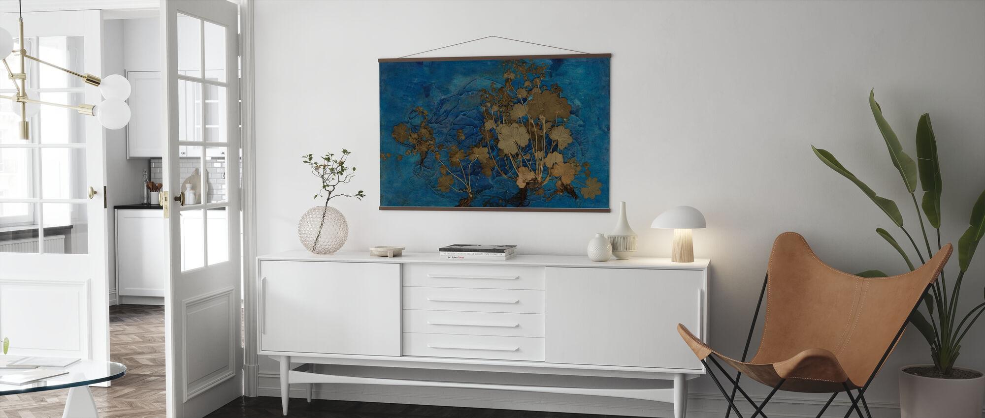 Alchemilla Vulgaris - Poster - Living Room