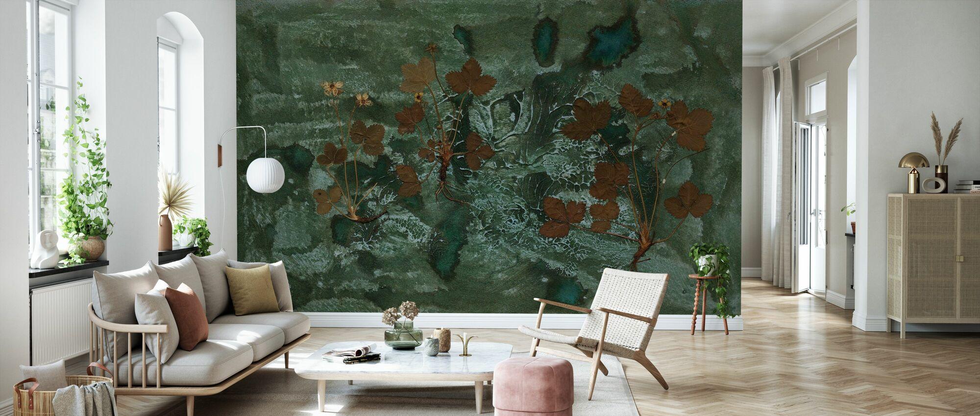 Bibi - Wallpaper - Living Room