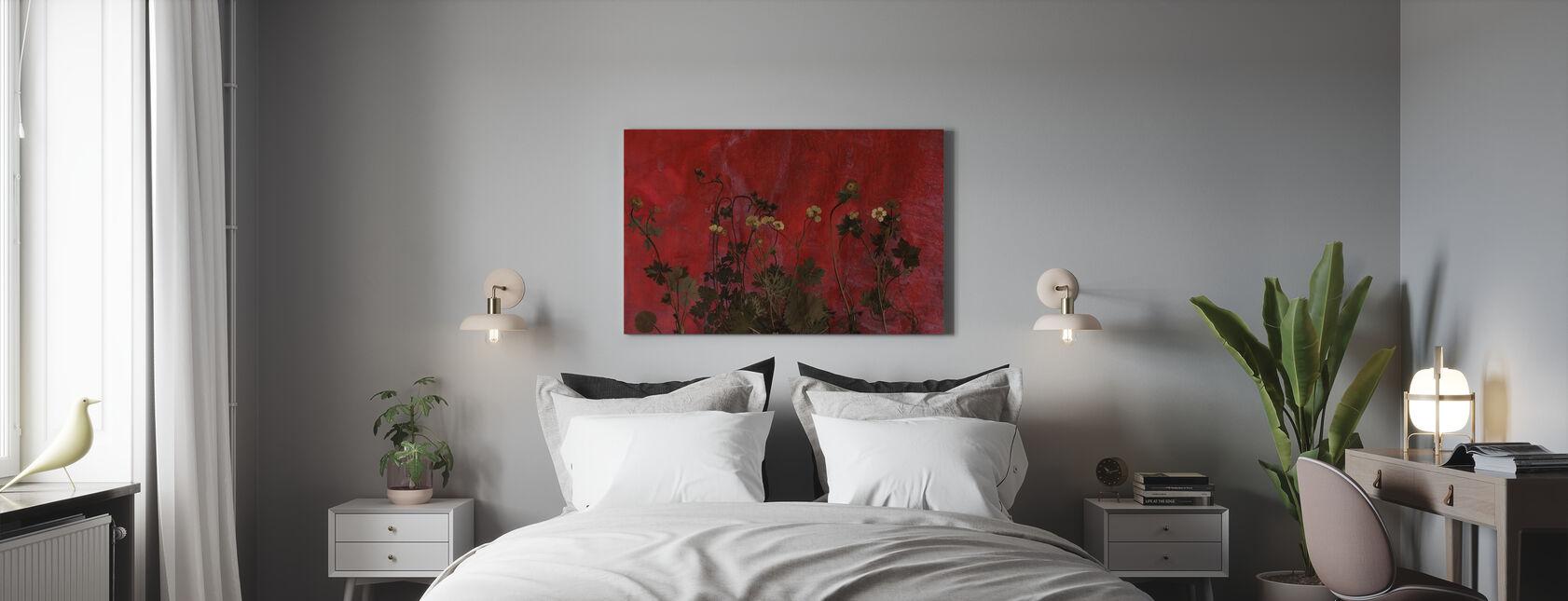 Weide - Canvas print - Slaapkamer