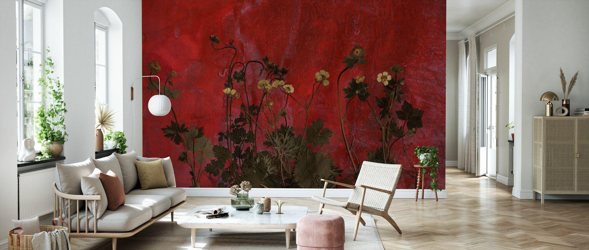 Meadow - Wallpaper - Living Room
