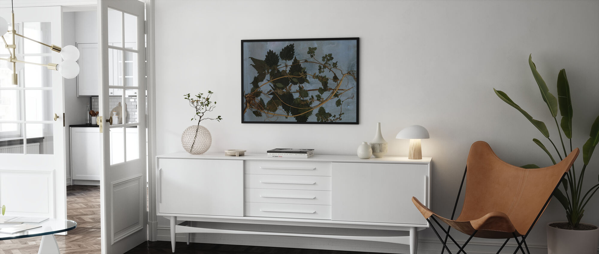 Nettles - Poster - Living Room