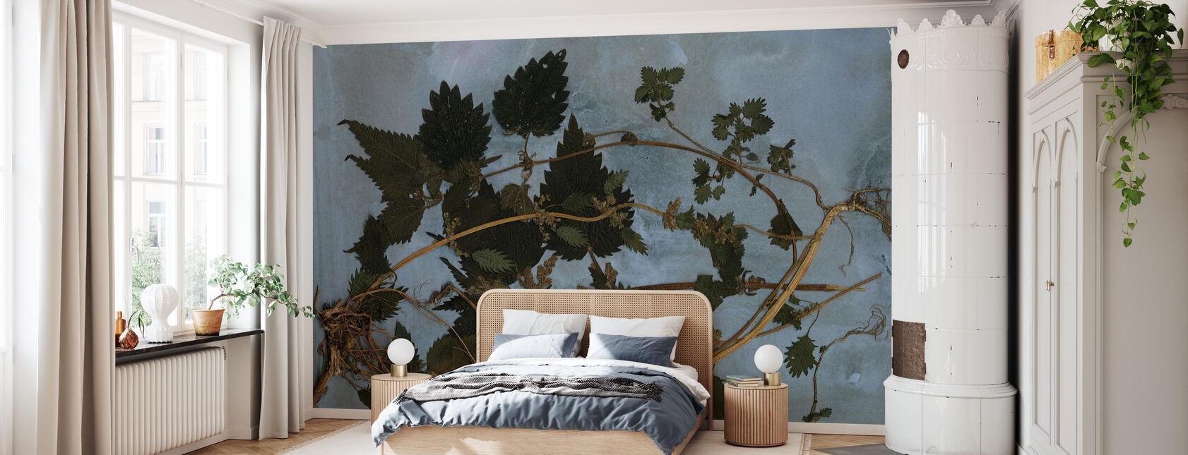 Nettles - Wallpaper - Bedroom