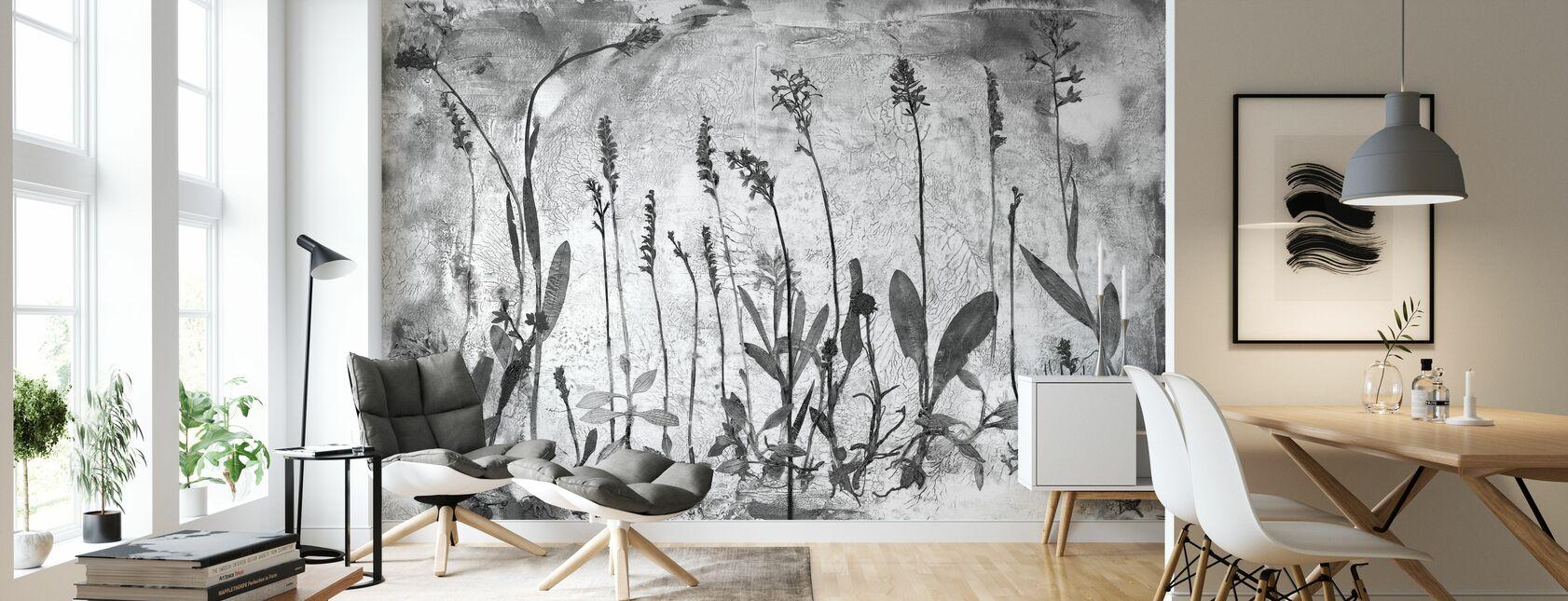 Orchidaceae - Tapet - Vardagsrum