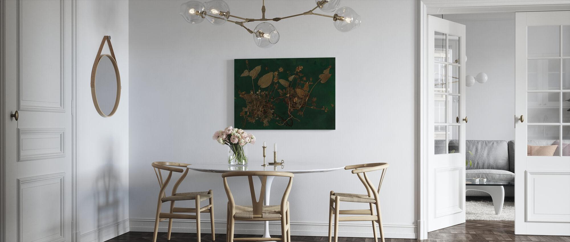 Plantasia - Canvas print - Keuken