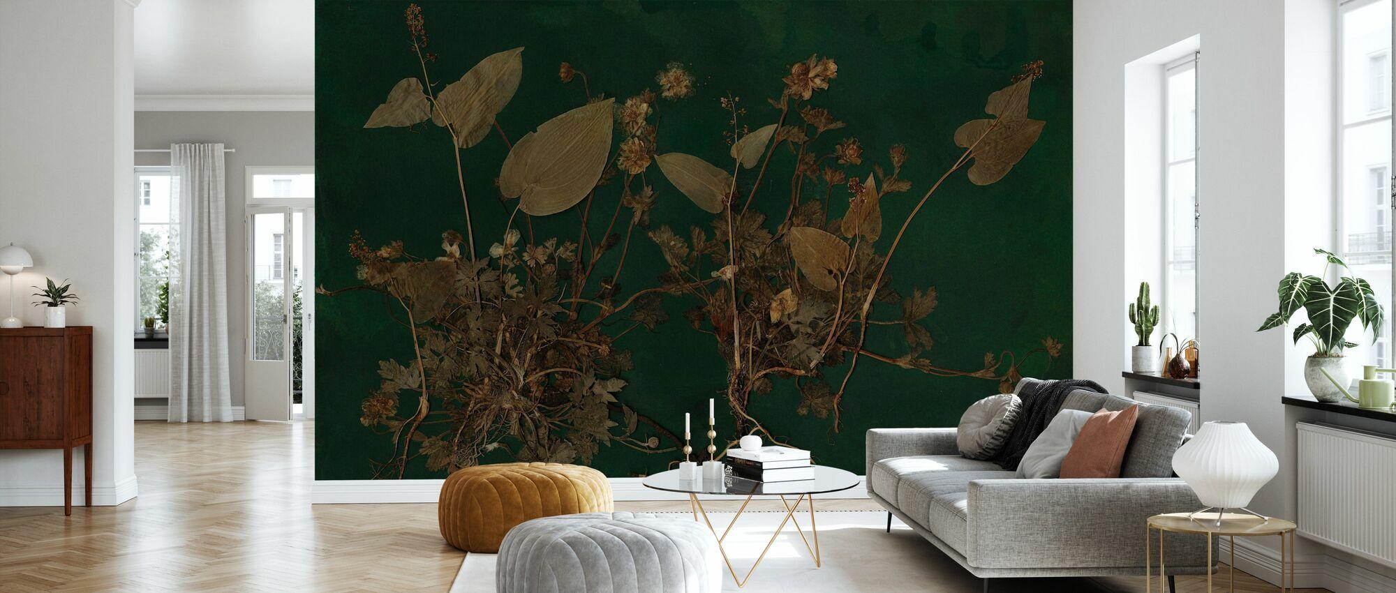 Plantasia - Wallpaper - Living Room