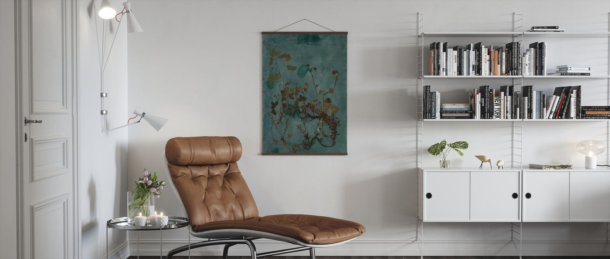 Rhizom - Poster - Vardagsrum