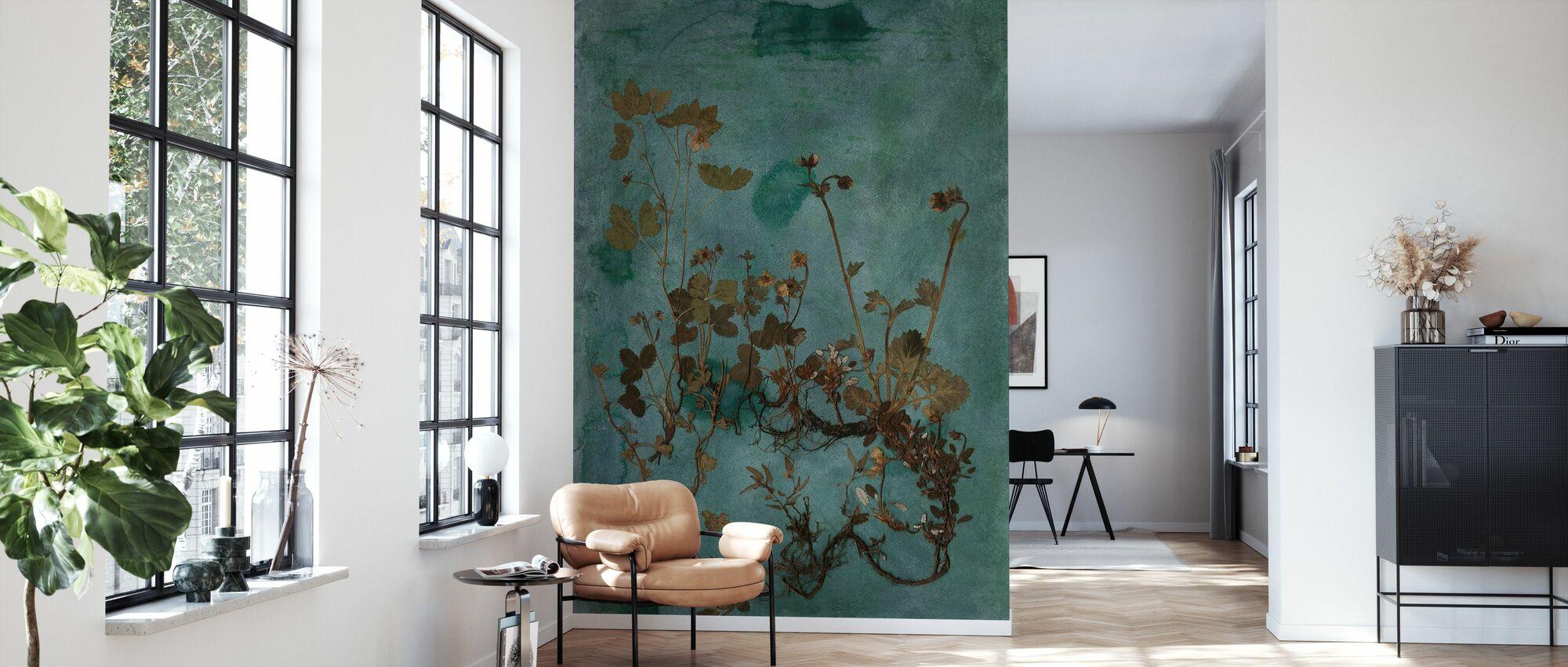 Rhizome - Wallpaper - Living Room