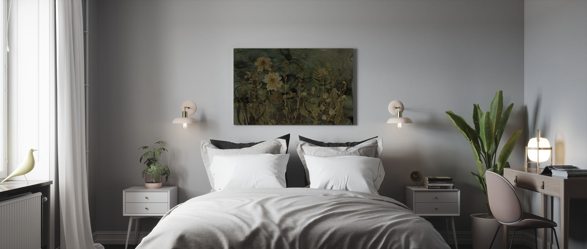 Teddy - Canvas print - Bedroom