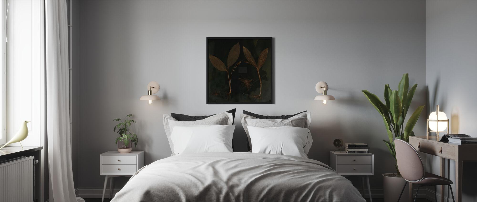 Glade - Indrammet billede - Soveværelse