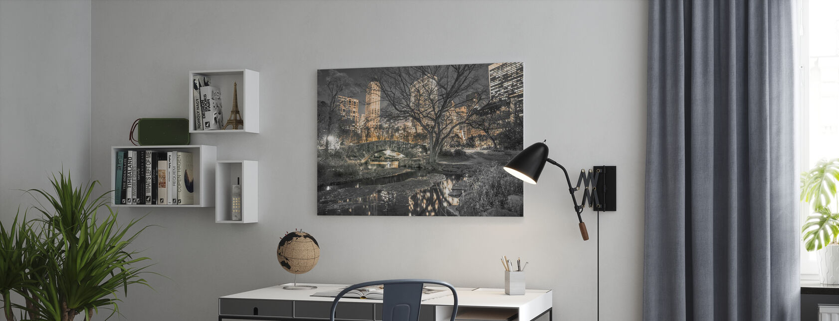 New York - Central Park - Canvas print - Office