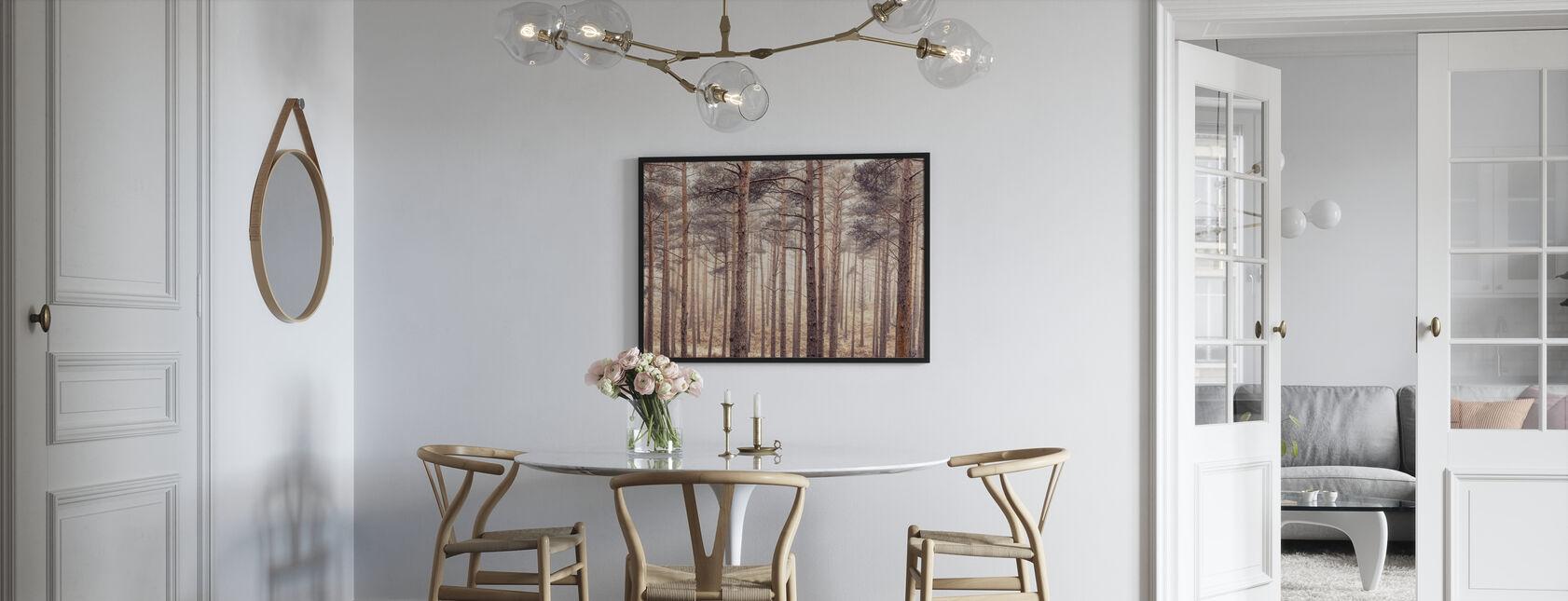 Skog - Plakat - Kjøkken