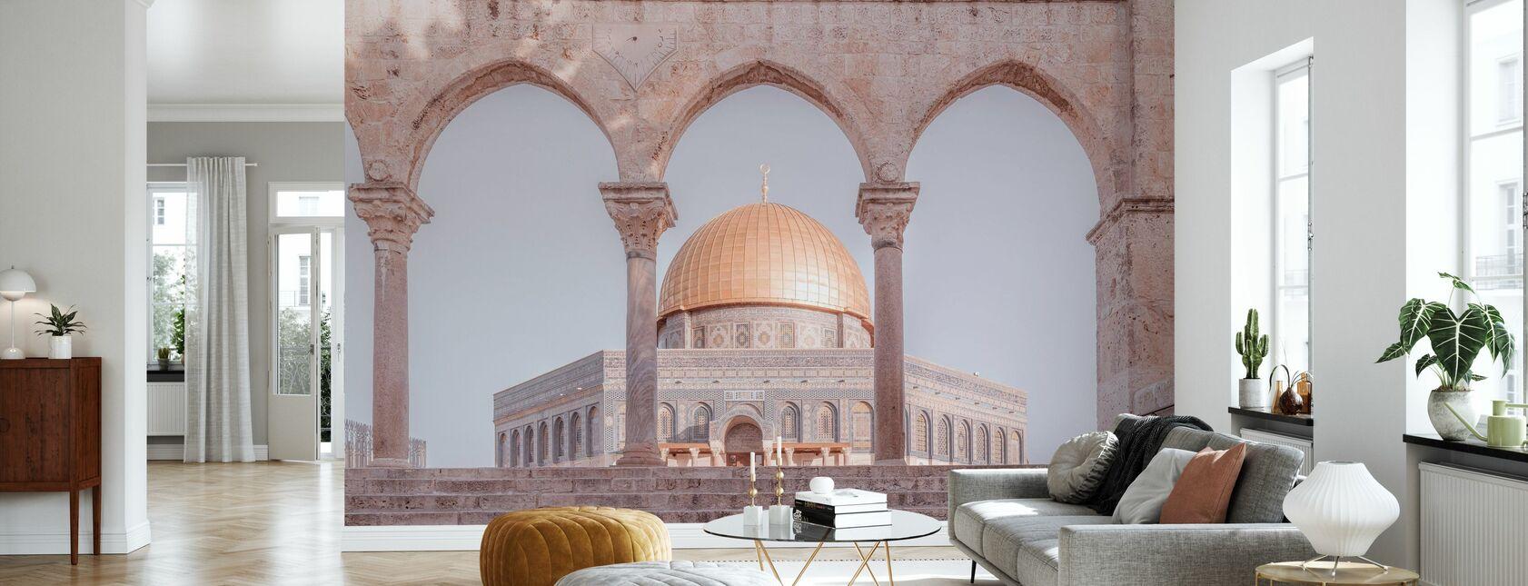 Al-Aqsa-moskeen - Jerusalem - Tapet - Stue