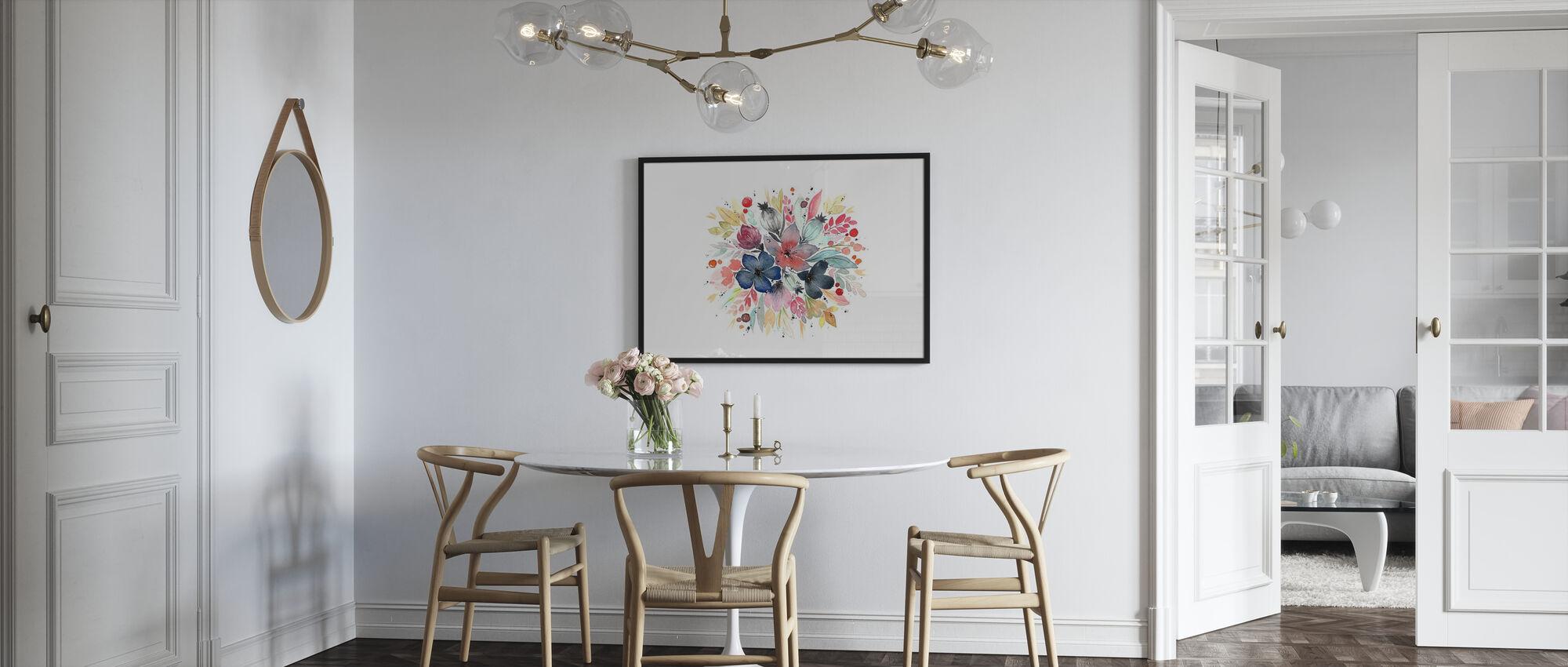 Autumn Bouquet - Poster - Kitchen