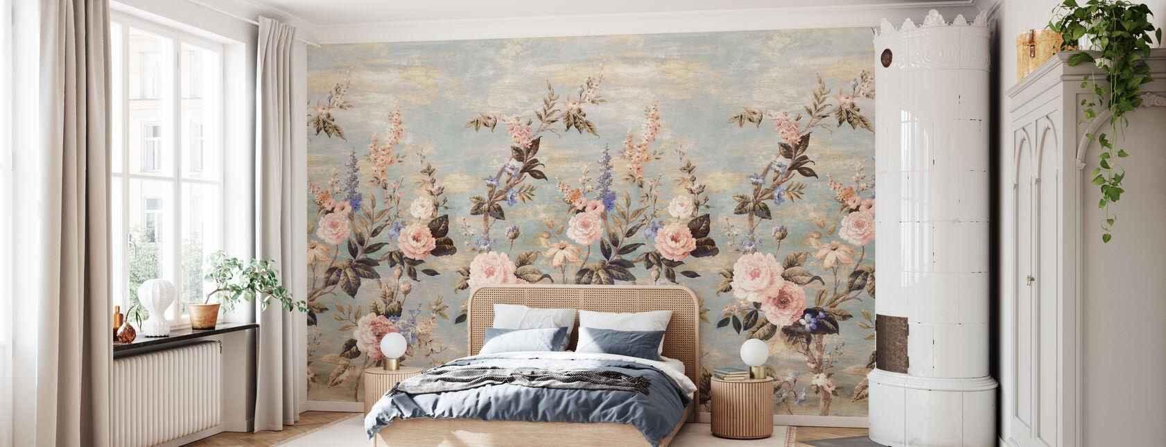 Sprookjes-botanische - Behang - Slaapkamer