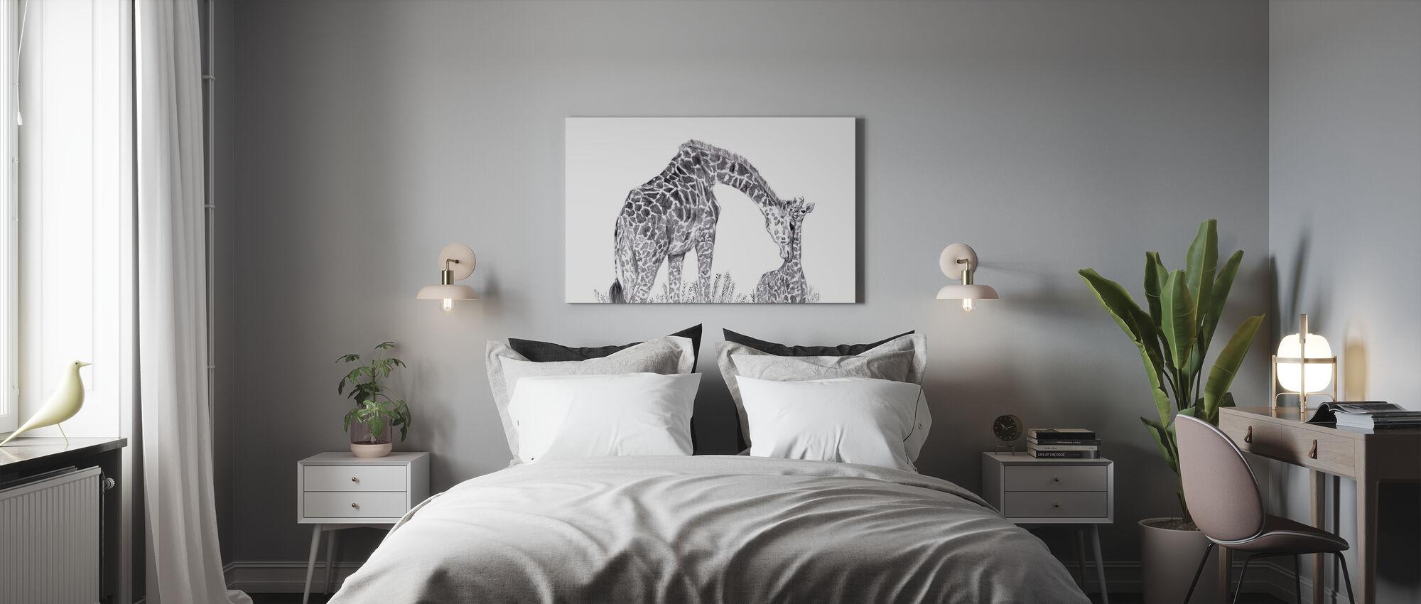 New Beginnings II - Canvas print - Bedroom