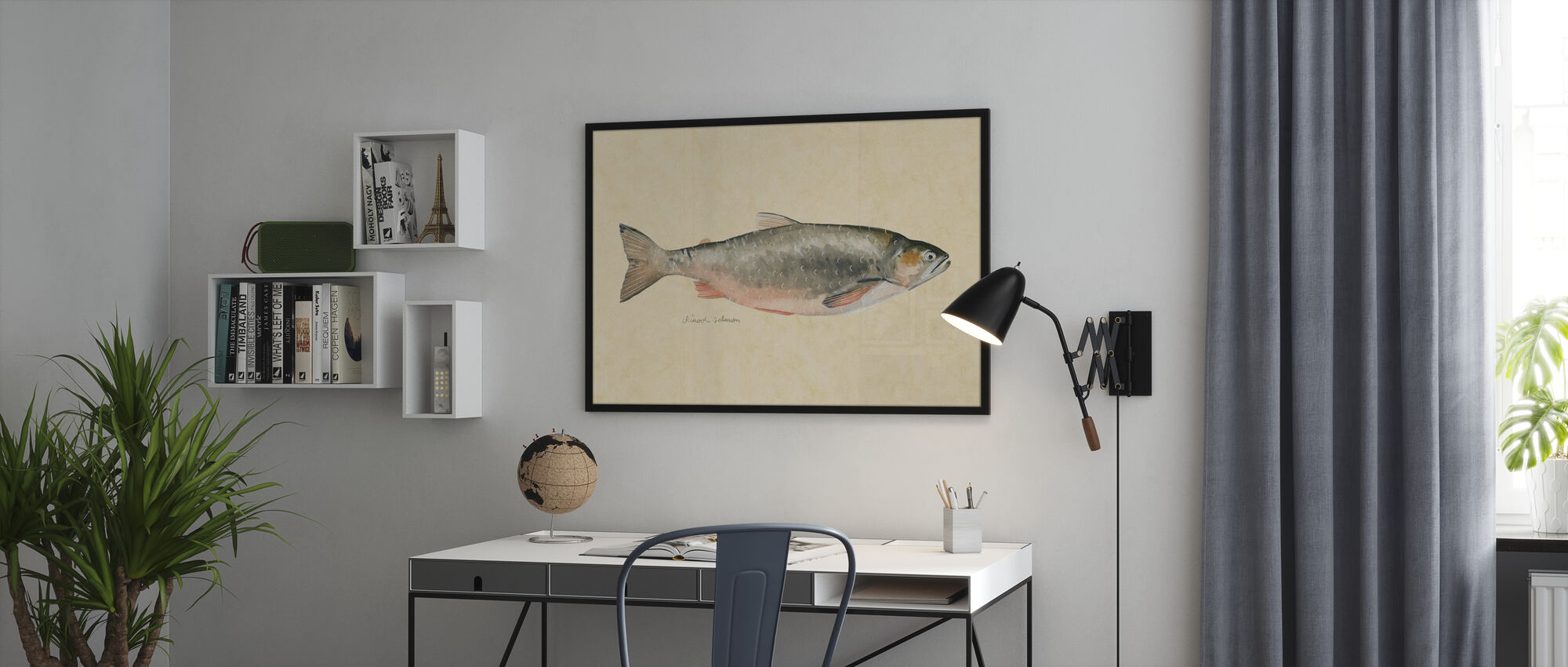 Catch of the Day II - Poster - Office