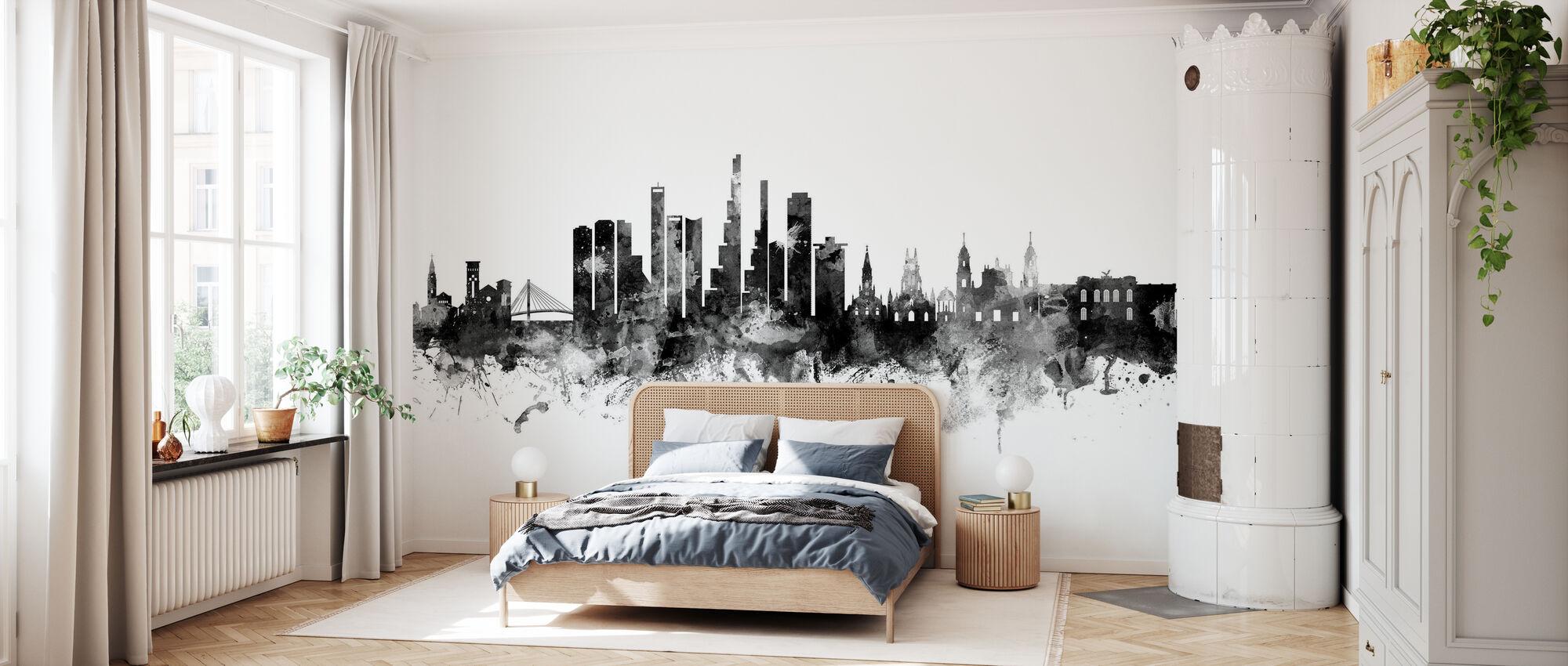 Bogotá Colombia Skyline - Papel pintado - Dormitorio