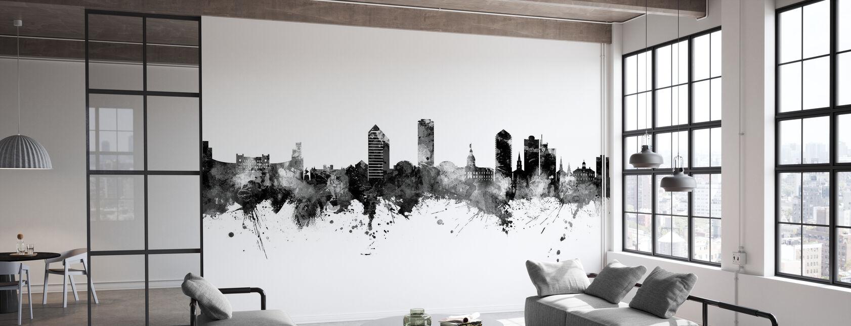 Tallahassee Florida Skyline - Wallpaper - Office