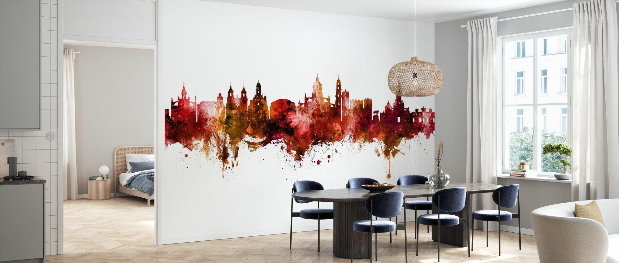 Jerez Spain Skyline - Wallpaper - Kitchen