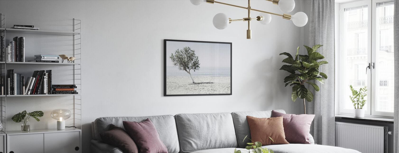 Träd - Poster - Vardagsrum