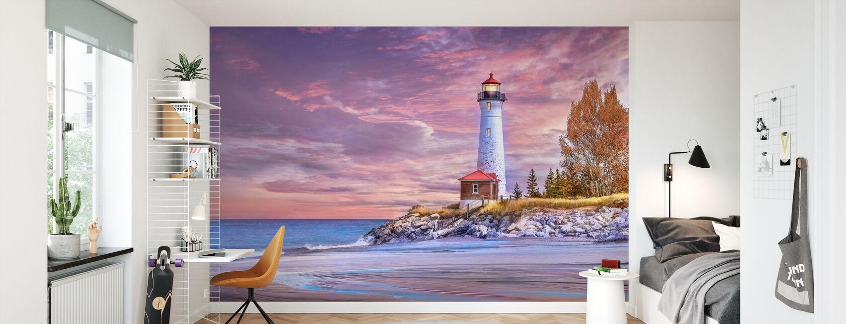 Lighthouse - Wallpaper - Kids Room