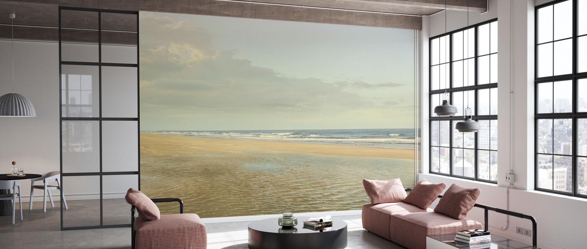 Beach Ridge - Wallpaper - Office