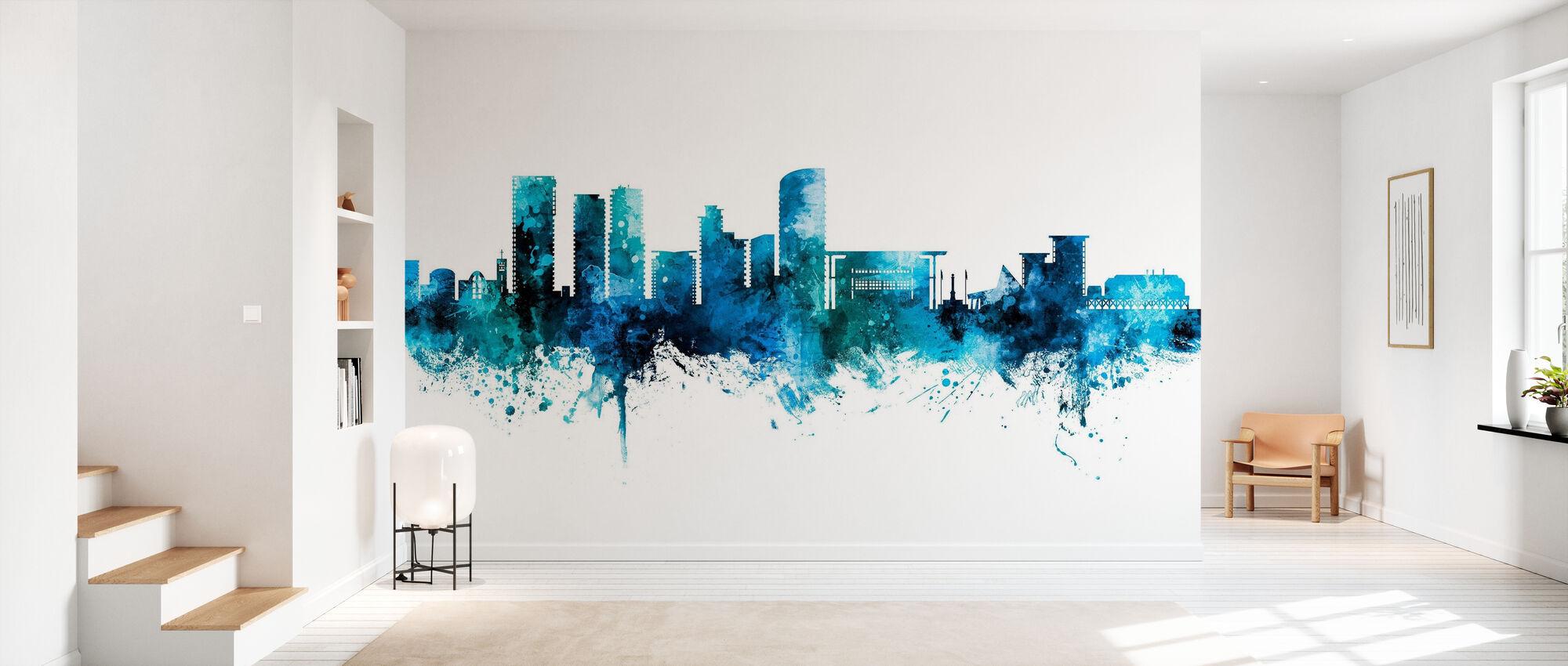 Darwin Australie Skyline - Papier peint - Entrée