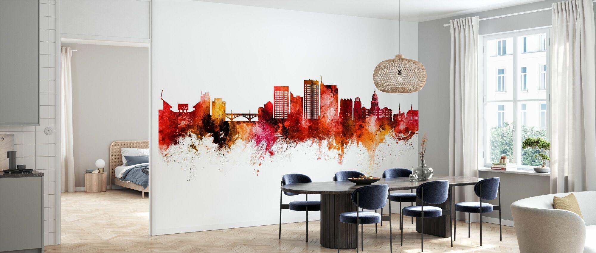 Boise Idaho Skyline - Wallpaper - Kitchen