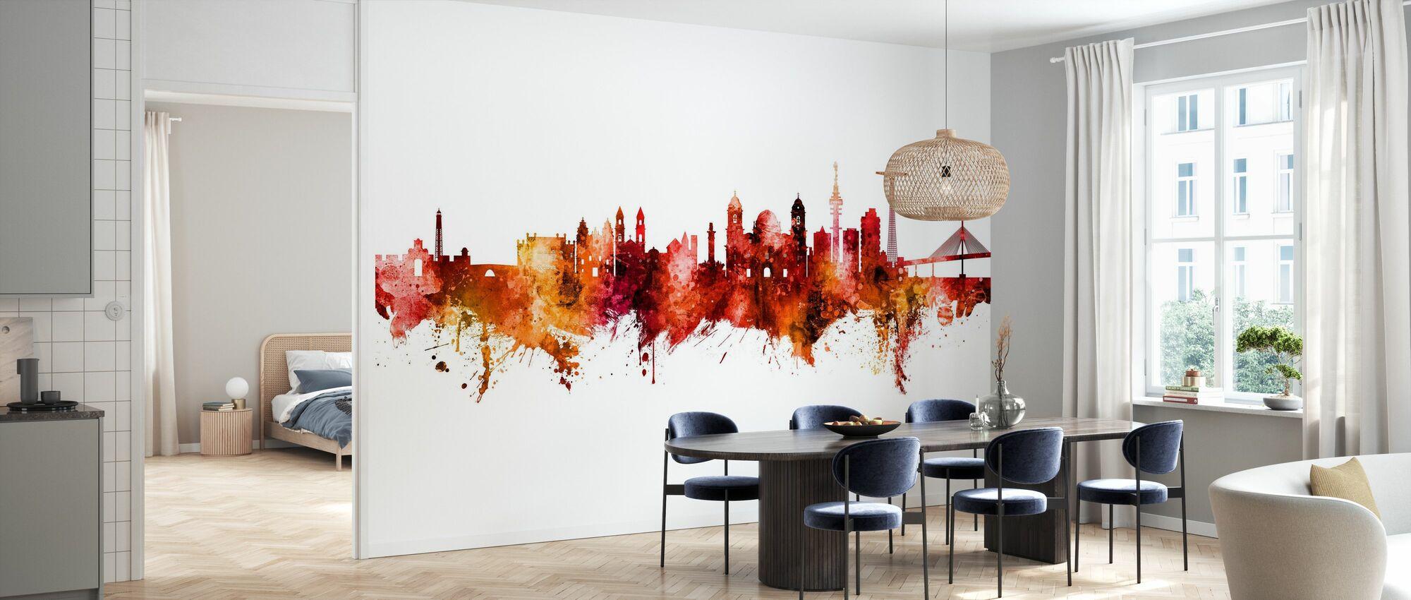 Cadiz Spain Skyline - Wallpaper - Kitchen
