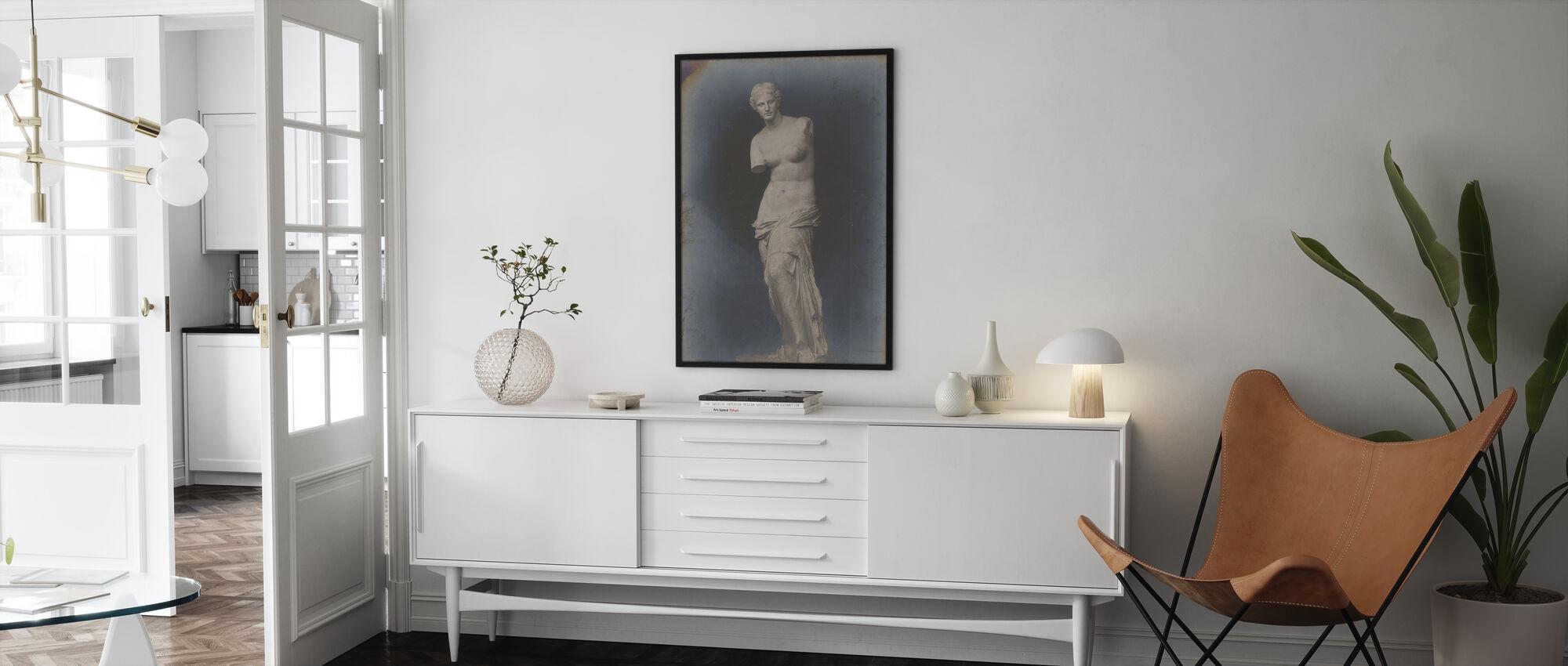 The Venus of Milo - Framed print - Living Room