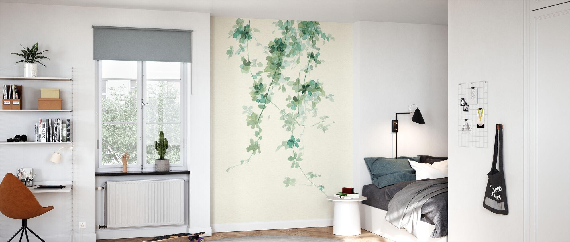 Trailing Vines II - Wallpaper - Kids Room