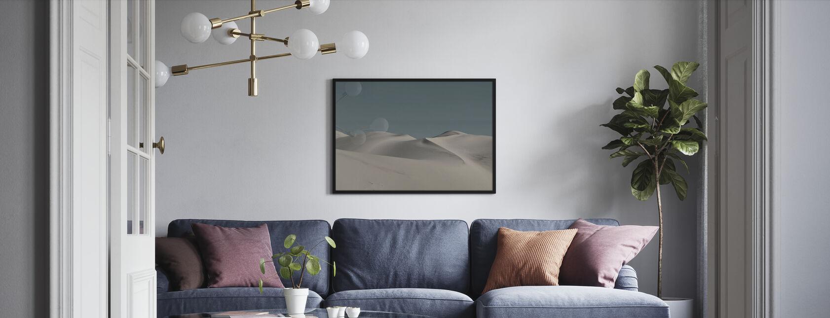 Sanddyner - Plakat - Stue