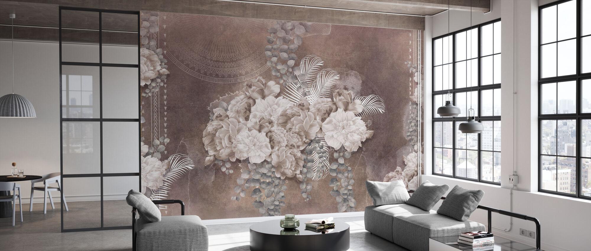 Florial - Wallpaper - Office