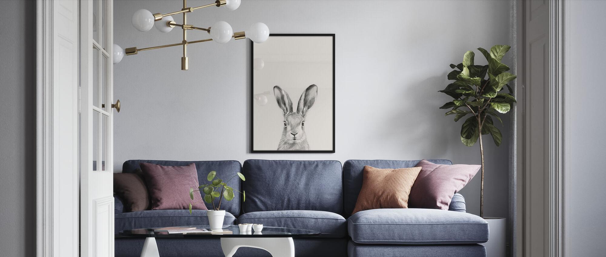 Animal Mug - Poster - Living Room